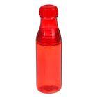Бутылка питьевая разборная Bottle, 600 мл, красная