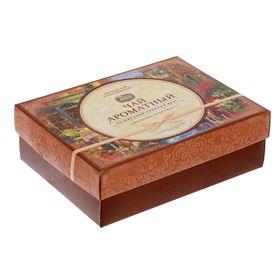 Чай чёрный, подарочный «Шкатулка», с ароматом апельсина и бергамота 40 п. x 2 г
