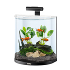 Аквариум дуговой Tetra AquaArt Explorer Line Tropical, 30 л, 39 х 27,5 х 32 см