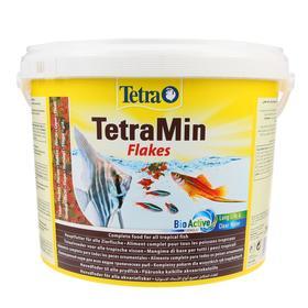 Корм для рыб TetraMin 10л хлопья