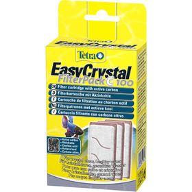 Картридж с углем Tetratec EasyCrystalFilterPack C 100 для аквариума  Cascade Globe 6,8л