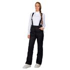 Брюки STR женские, цвет черный, размер: 46-170 FW17