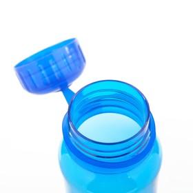 Бутылка спортивная Compact, 400 мл, микс Ош