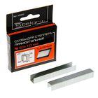 Cкобы для мебельного степлера каленые Stelgrit, тип 53, 10x0.7 мм, в упаковке 1000 шт.
