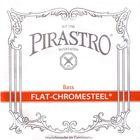 Комплект струн для контрабаса  Pirastro 342020 Flat-Chromesteel ORCHESTRA