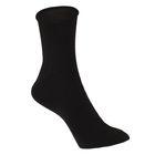 Носки женские w679 черный, р-р 21-23
