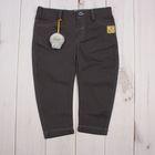 """Брюки джинсовые """"бананы"""", рост 74 см, цвет серый в528_М"""