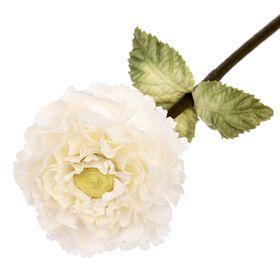 Декоративный цветок 'Белый георгин' Ош