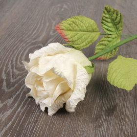 Декоративный цветок 'Белая роза' Ош