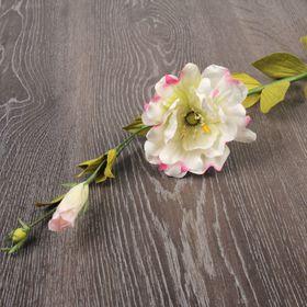 Декоративный цветок 'Белая эустома' Ош