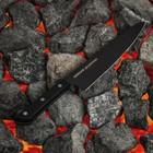 Нож кухонный 20,8 см Shadow, с покрытием Black Fuso