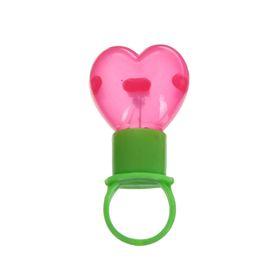 Кольцо световое 'Сердечко', виды МИКС Ош
