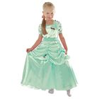 """Карнавальное платье """"Принцесса 005"""", р-р 56, рост 98-104 см, цвет мятный"""