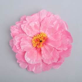 Цветы искусственные для декора, цвет розовый
