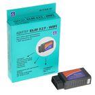 Адаптер для диагностики авто ELM 327, wi-fi