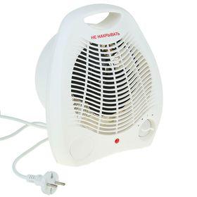 Тепловентилятор 'Энергопром' ТВС-2, 2000 Вт, вентиляция без нагрева, белый Ош