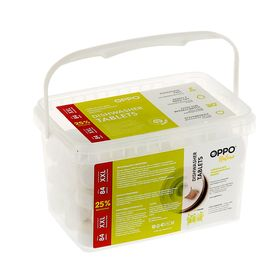 Таблетки для посудомоечной машины ОРРО Nature, 84 шт