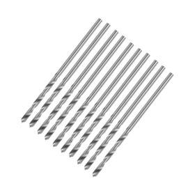 Сверло по металлу TUNDRA basic, набор 10 шт., сталь HSS, 1,5 мм.