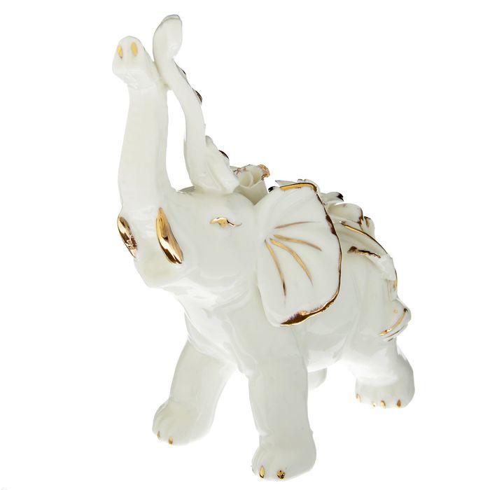 """Нэцкэ """"Белый слон"""""""