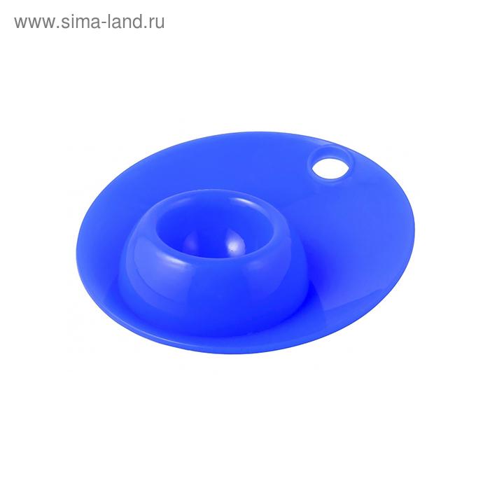 "Силиконовая подставка для яйца ""Завтрак"" 12х12х2,5 см."