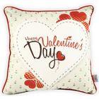 """Чехол для декоративной подушки """"С любовью…."""", размер 45х45 см"""