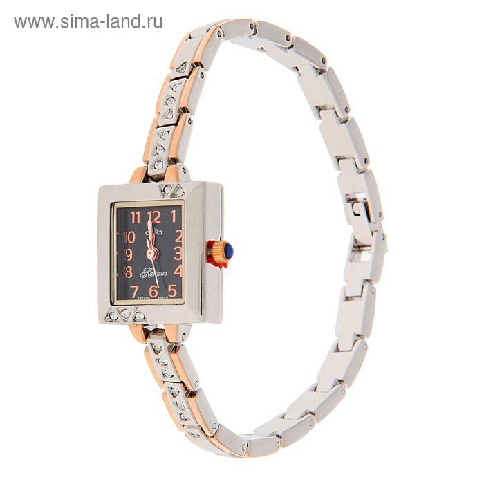 """Часы наручные женские """"Каприз"""" кварцевые модель 519-10-5"""