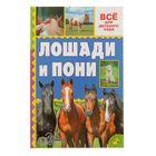 Лошади и пони. Автор: Иванова М.В., Костикова О.Д.