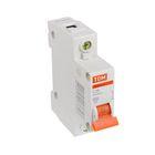 Выключатель автоматический TDM ВА47-63, 1п, 25 А, 4.5 кА, SQ0218-0005