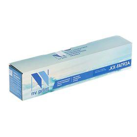 Картридж NVP совместимый Panasonic KX-FAT92A для KX-MB262/MB263/MB271/MB283/MB763/MB772/MB Ош