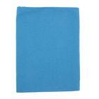 Пелёнка, размер 90*120 см, цвет голубой М.58