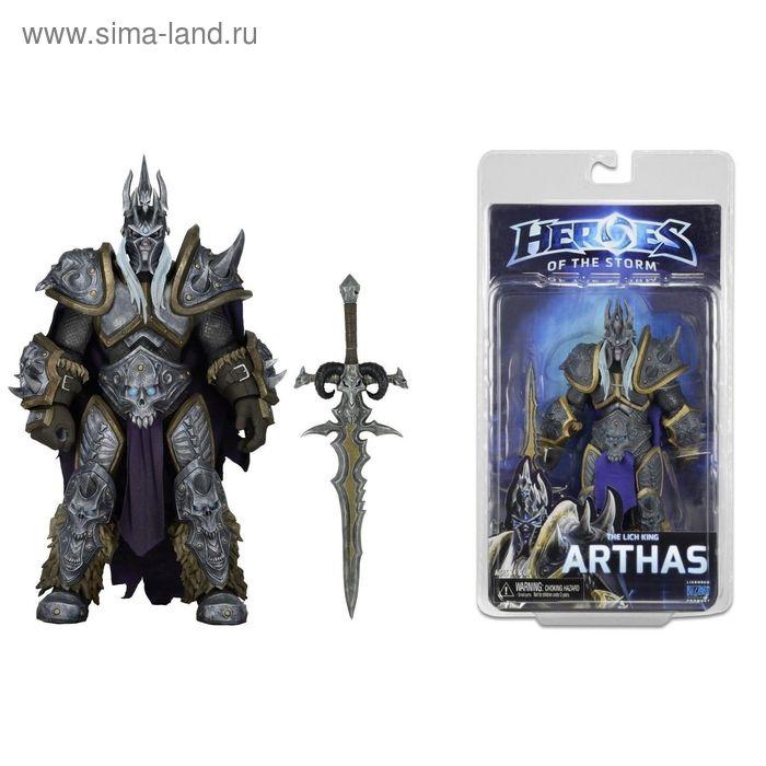 Фигурка Heroes of the Storm Arthas 17 см