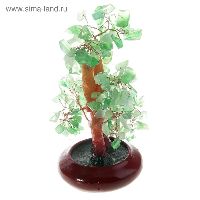 """Денежное дерево """"Зеленые листья"""""""