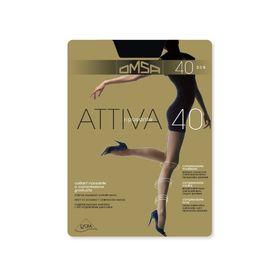 "Колготки ""Omsa"" Attiva 40 (50/10), р. 4, nero"