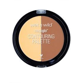 Набор для контуринга Wet n Wild Megaglo Contouring Palette Contour, caramel toffee, тон E7501   1973