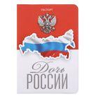 """Обложка для паспорта """"Дочь России"""""""