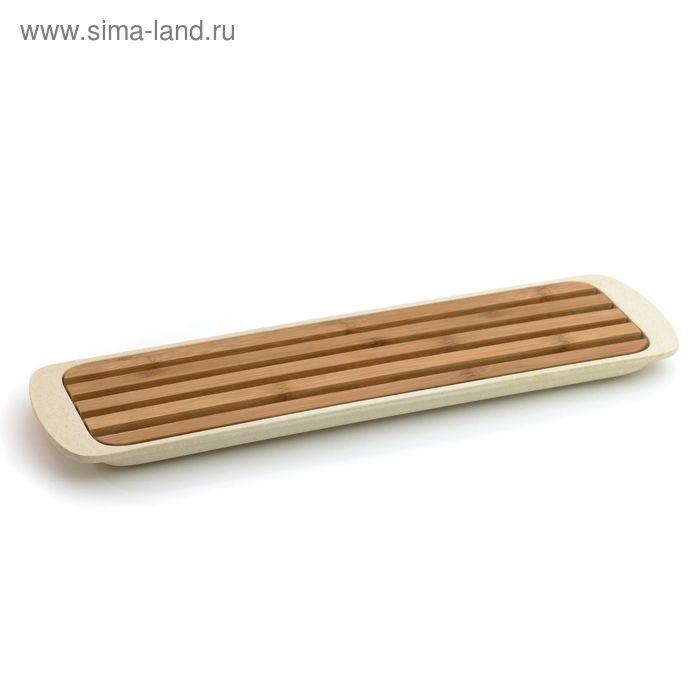 Доска для хлеба CooknCo, 38 х 10.5 см