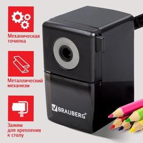Точилка механическая BlackJack, металлический механизм