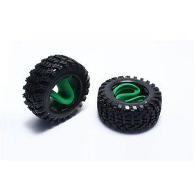 Задние шины со вставками, (2 шт., Scorpion XXL) Ош