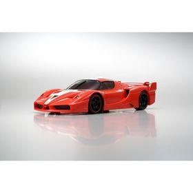 Кузов модели спортивного автомобиля KYOSHO Mini-Z для MR-03W-MM Ferrari FXX Ош