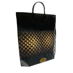 "Пакет ""Сетка"" мягкий пластик, с карманами, 37х37 см, 150 мкм"