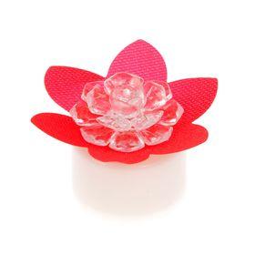 Световой сувенир 'Цветок' МИКС 4х6х6 см Ош