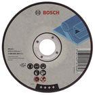Круг отрезной по металлу BOSCH 2608603165, Standard, прямой, 125х1.6 мм