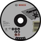 Круг отрезной по нержавейке BOSCH 2608603169, Standard for Inox, Rapido, прямой, 115х1 мм