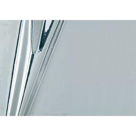 Самоклеящаяся пленка Металлик серебро 0,45x1,5 м