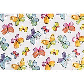 Самоклеящаяся пленка Бабочки 0,45x2 м