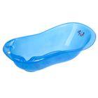 Ванна детская «Аква» с термометром, 102 см, цвета МИКС