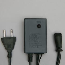 """Контроллер для гирлянд УМС """"Световой дождь"""", до 4000 LED, нить темная 5W"""