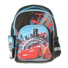 Рюкзак школьный эргономичная спинка для мальчика Disney Cars 38*29*15 2 оделения CRCB-MT1-9621