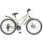 """Велосипед 26"""" Stinger Latina D, 2017, цвет зелёный, размер 15"""""""