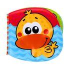 Playgro Игрушка для игр в ванной  Книжка-пищалка